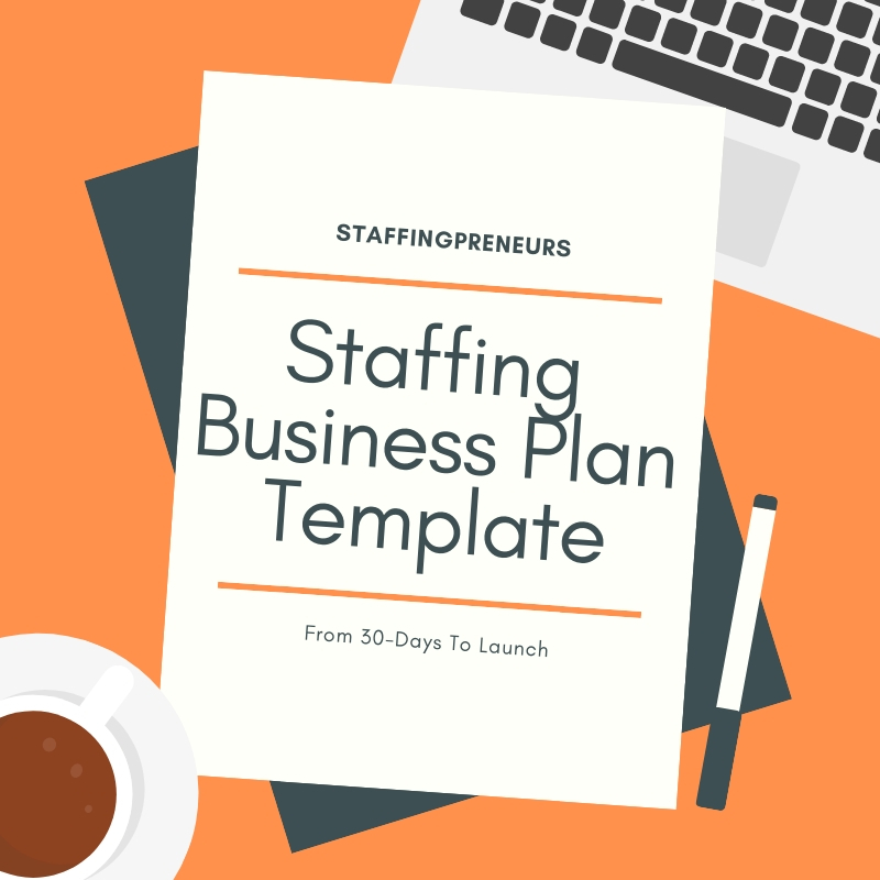 Staffing Agency Business Plan Template Arecruitmentstore