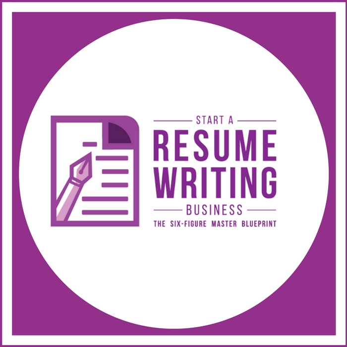 start a resume writing business